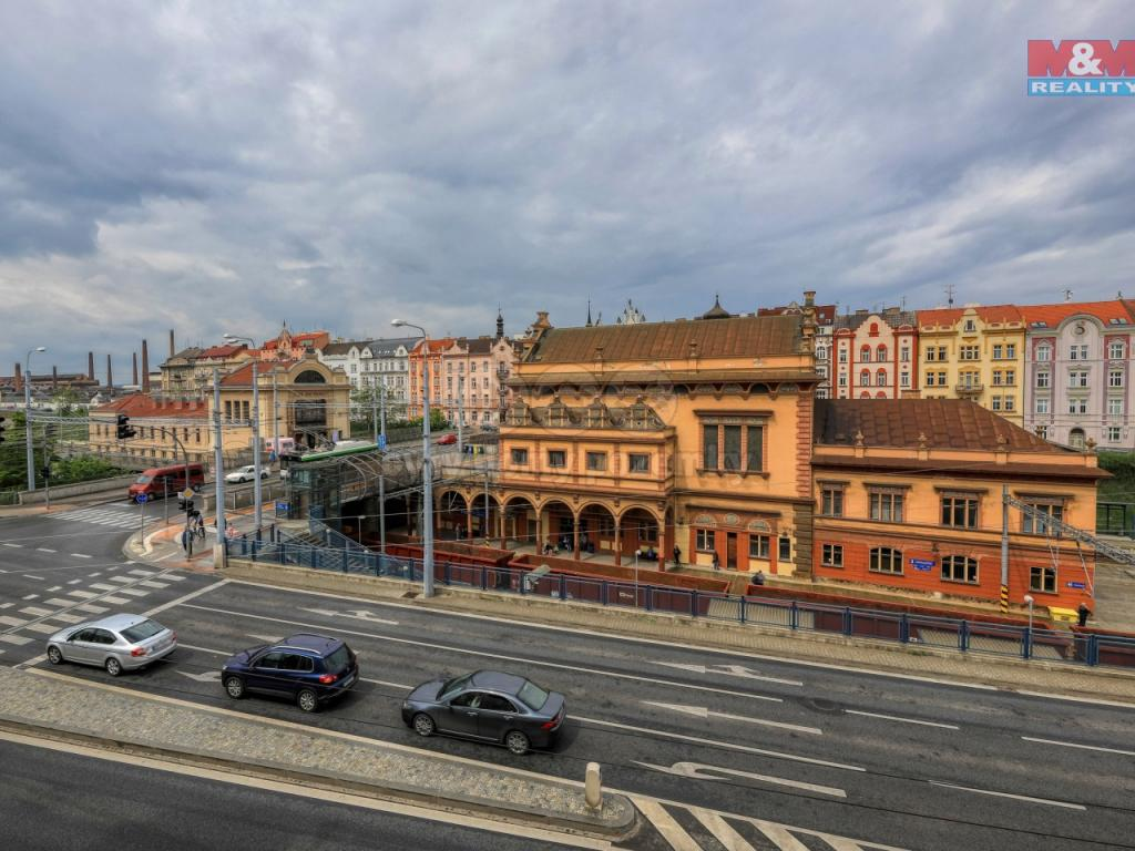 Byt 1+1 na pronájem, Plzeň