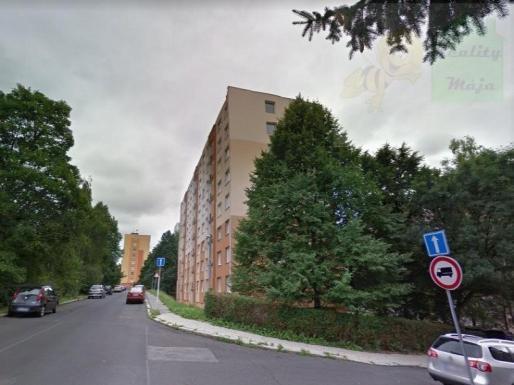Pronájem 1+kk, Ústí nad Labem - Mošnova, 5500 Kč, 20 m2