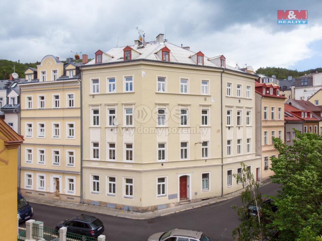 Pronájem 2+1, Karlovy Vary - Petřín, 13200 Kč, 67
