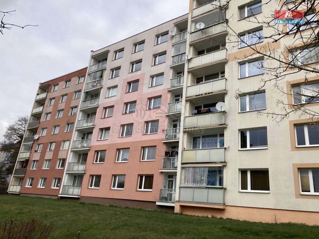 Pronájem 1+1, Liberec - Zámecký vrch, 7600 Kč, 38