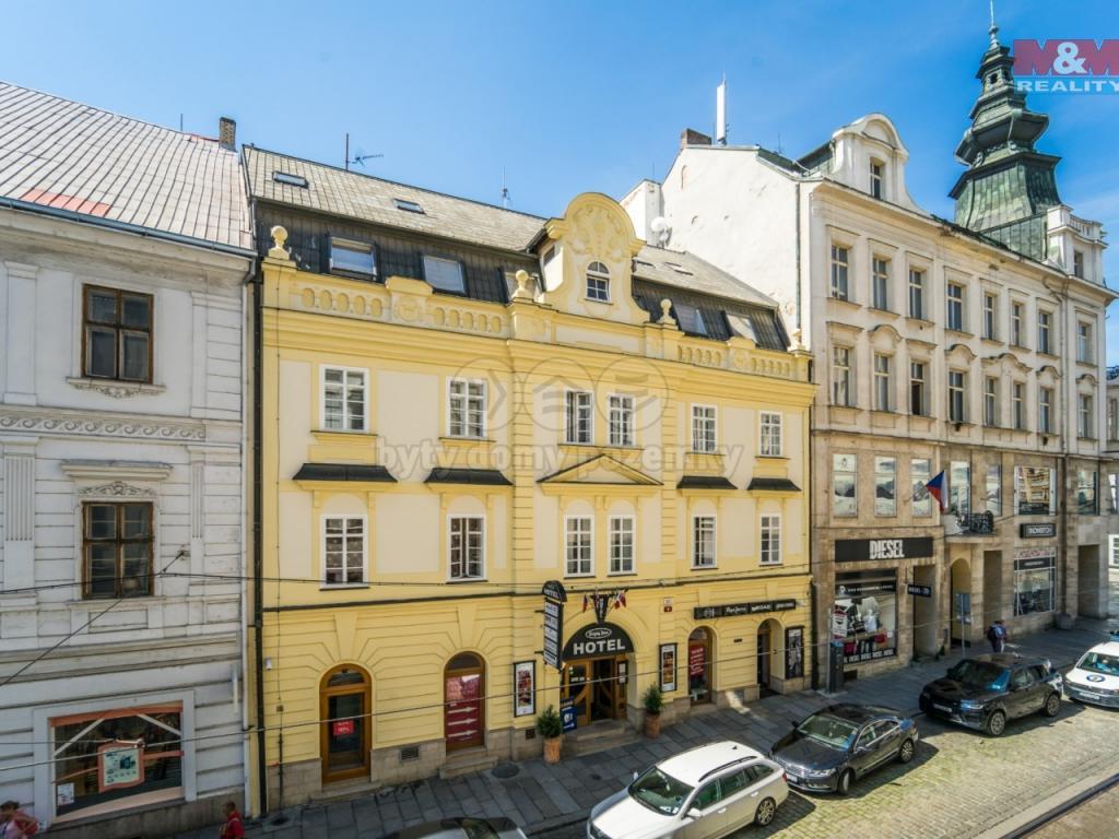 Pronájem 3+kk, Plzeň - Zbrojnická, 20000 Kč, 80 m2