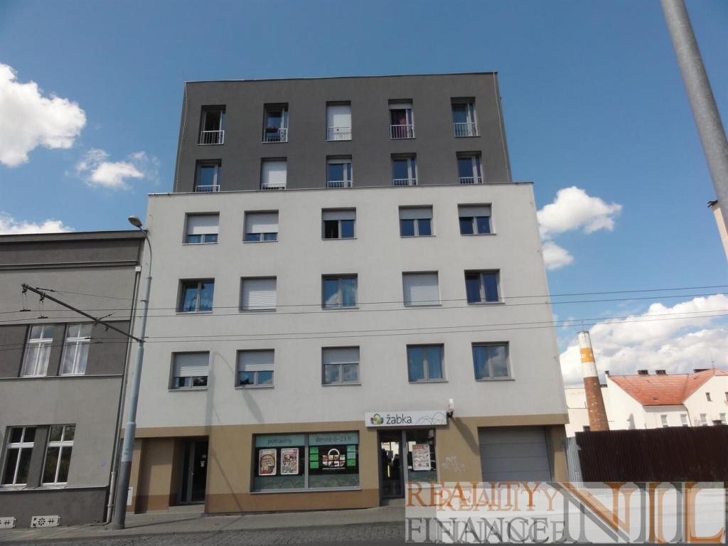 Pronájem 2+kk, Plzeň - Husova, 9000 Kč, 55 m2