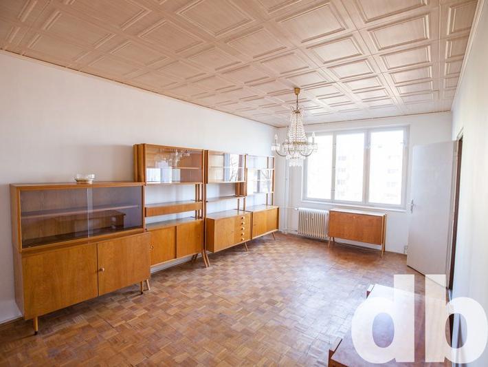 Pronájem 2+1, Karlovy Vary - Východní, 6900 Kč, 62 m2