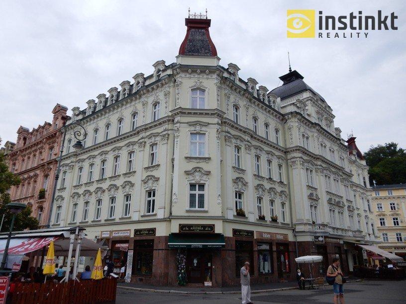 Pronájem 3+1, Karlovy Vary - nábřeží Jana Palacha,