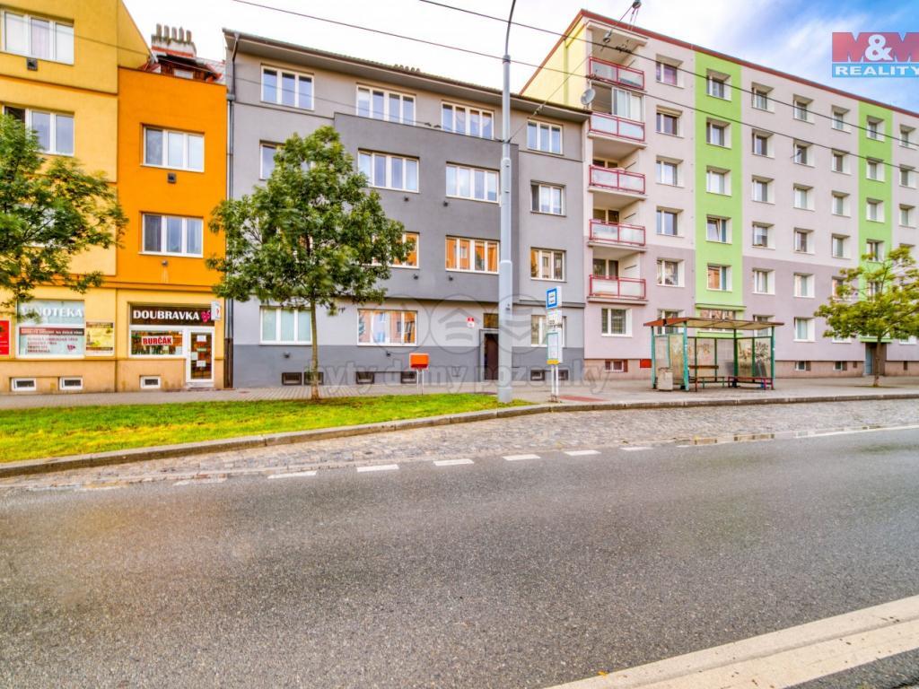 Pronájem 1+kk, Plzeň - Masarykova, 7500 Kč, 28 m2
