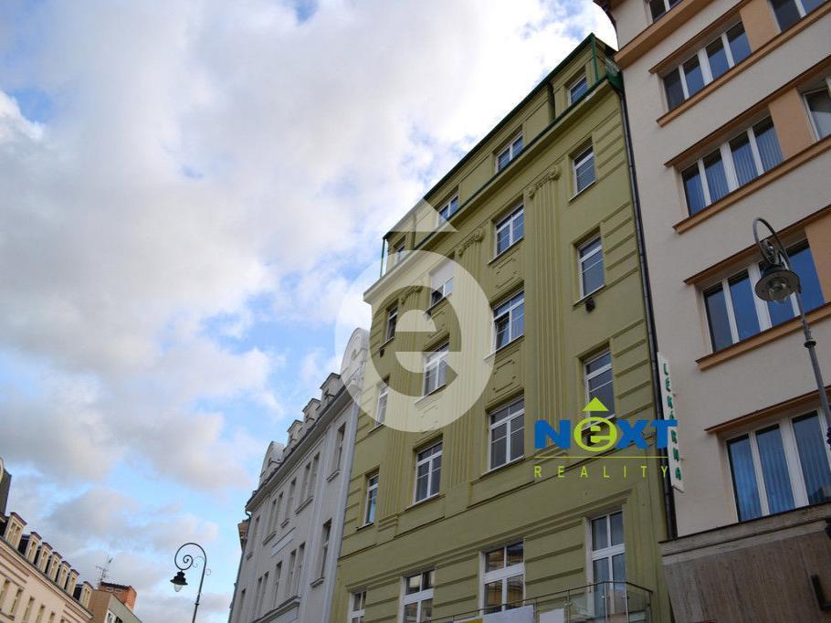 Pronájem 2+kk, Karlovy Vary - Dr. Davida Bechera, 6000 Kč, 40 m2