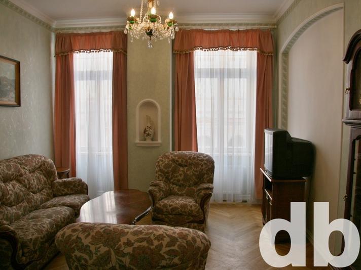 Pronájem 2+1, Karlovy Vary - Karla IV., 12000 Kč, 70 m2