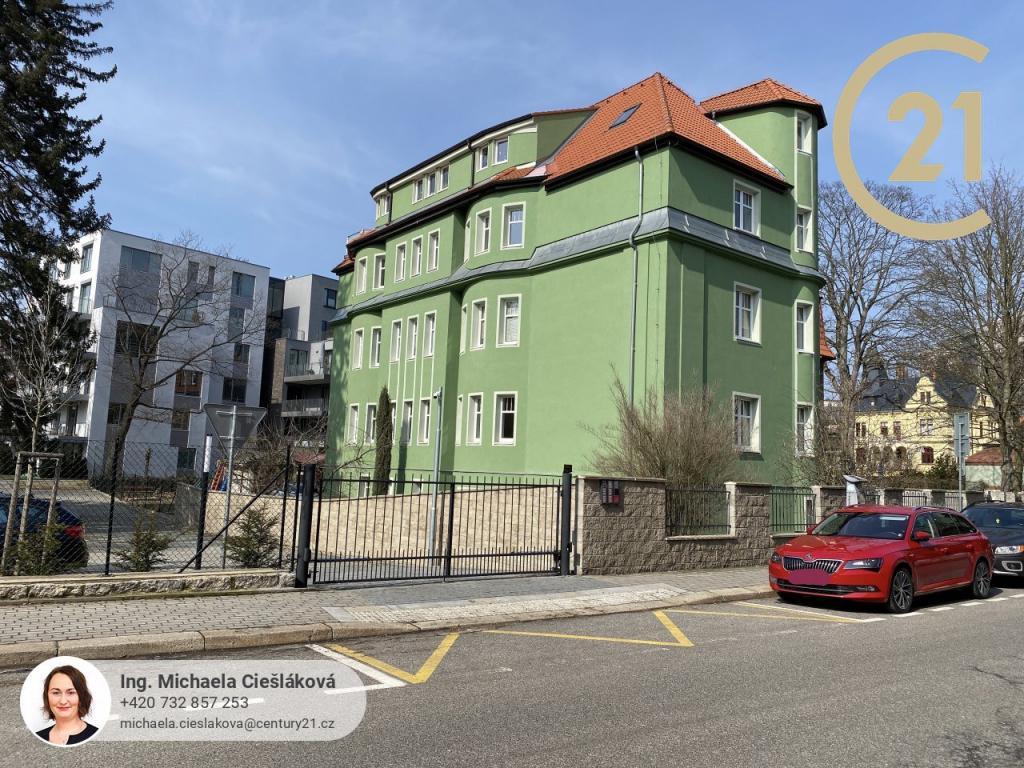 Pronájem 3+kk, Liberec - Tyršova, 19000 Kč, 89 m2