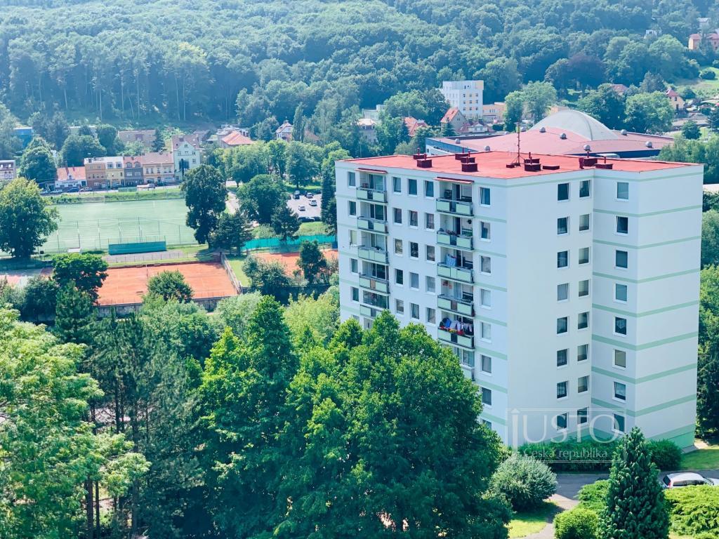 Pronájem garsonka, Ústí nad Labem - Vinařská, 6500