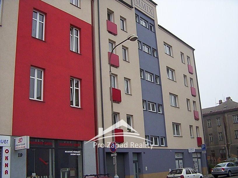 Byt 1+kk na pronájem, Plzeň