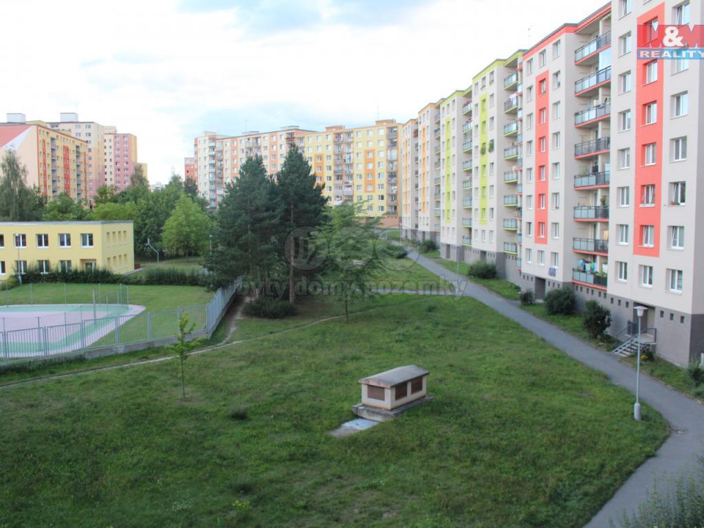 Pronájem 1+1, Plzeň - Manětínská, 8000 Kč, 36 m2